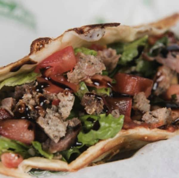 Minnesota State Fair Foods 2016 Italian Taco