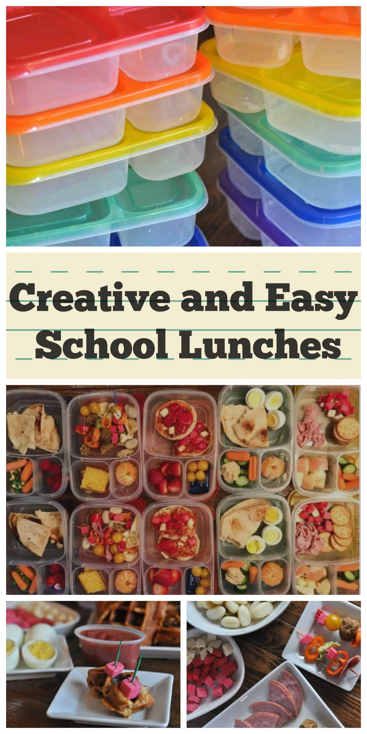 5 Simple Tips for Making School Lunches Creative and Easy