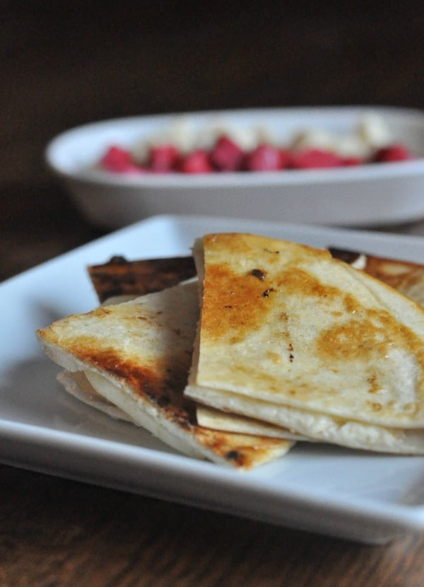 5 Simple Tips for Making School Lunches Creative and Easy Quesadilla