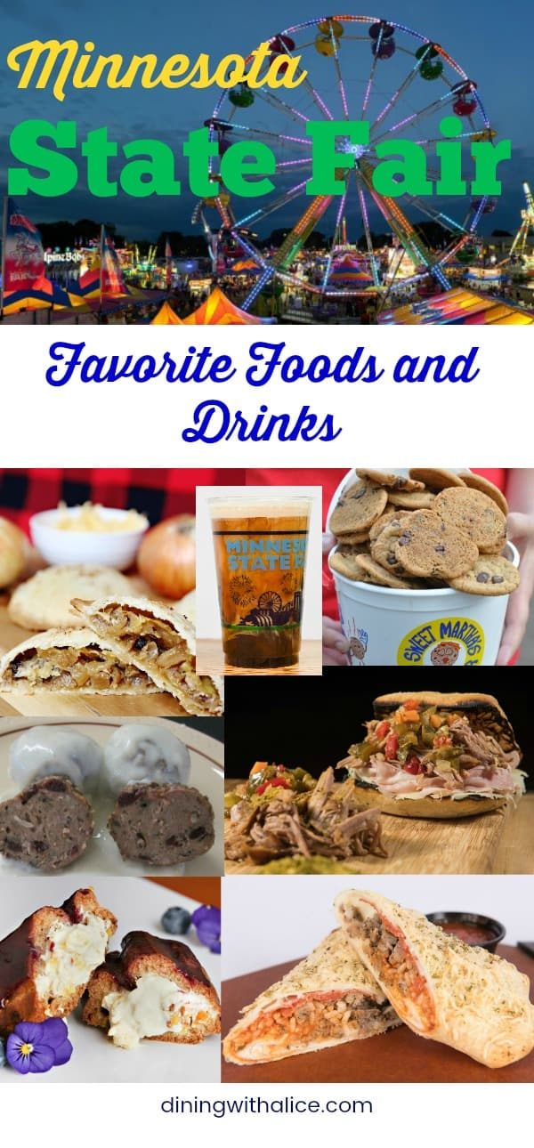 Top 10 Minnesota State Fair Food and Drinks for 2017. There are over 500 food items and over 150 beers at the State Fair, here are my favorites!