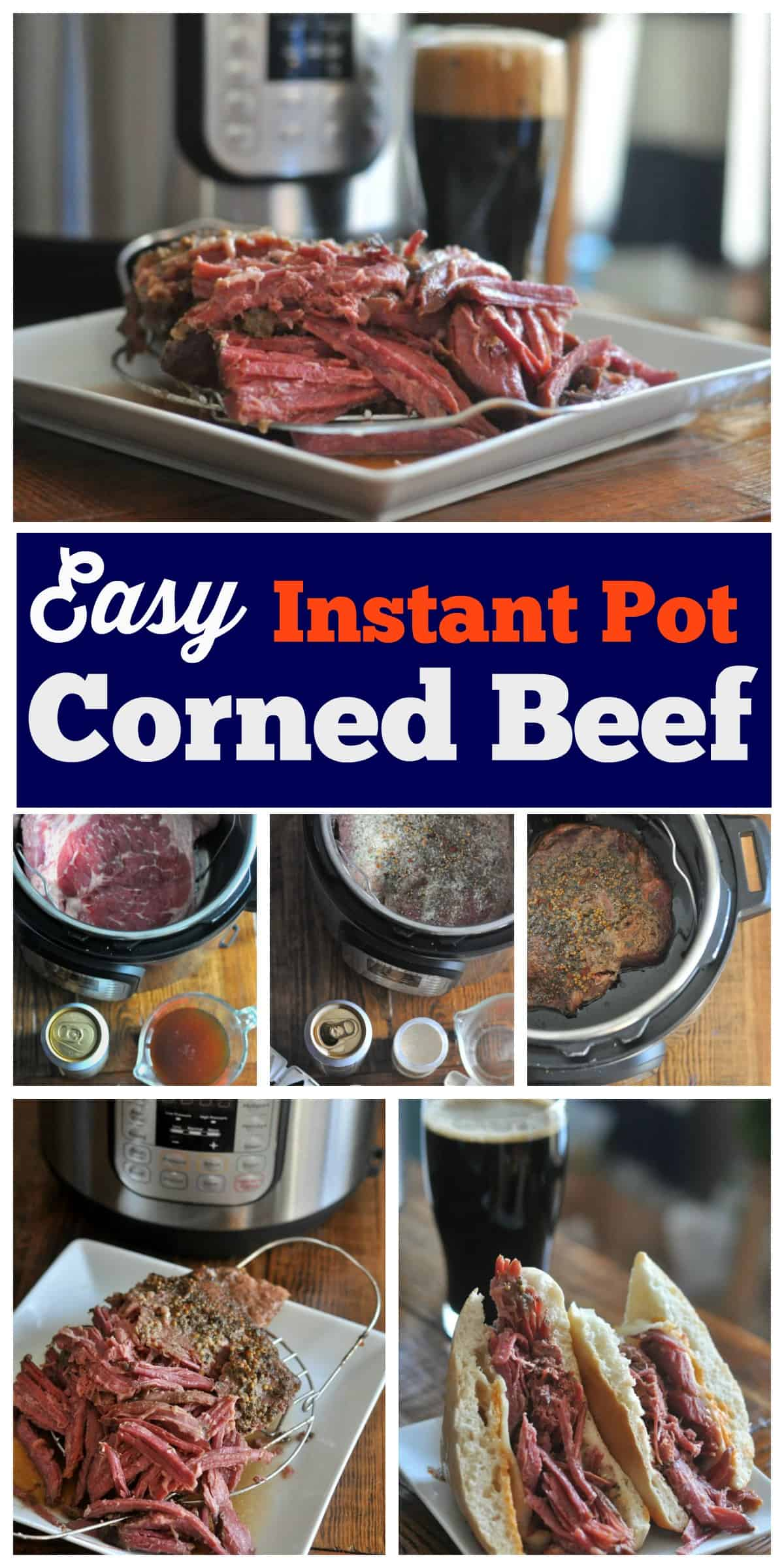 Instant Pot Corned Beef Dining With Alice