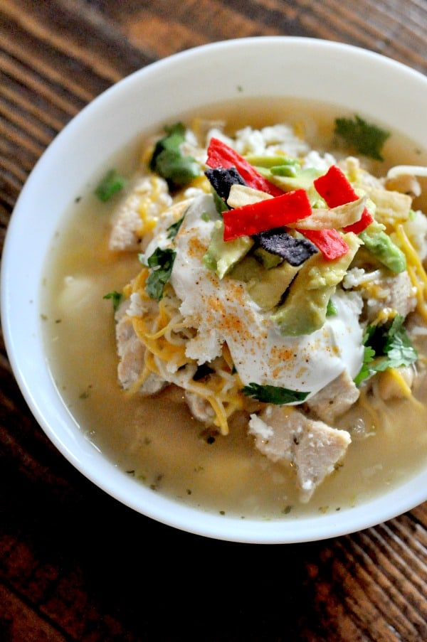 Instant Pot White Chicken Chili Dining With Alice