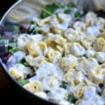 Tortellini Salad with Poppy Seed Dressing