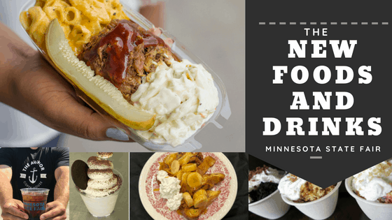 New Foods For 2018 Minnesota State Fair Dining With Alice