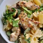 Green Curry Pasta Salad