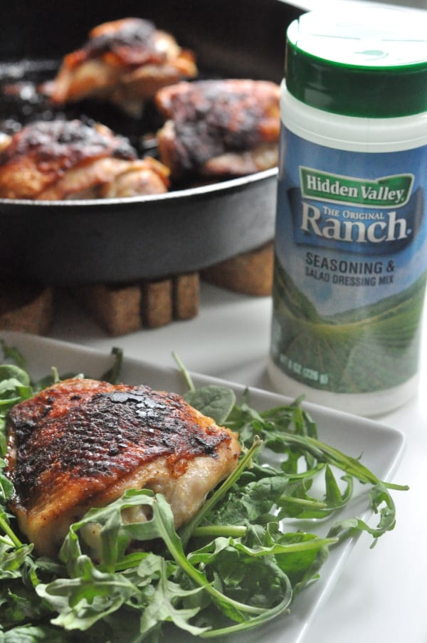 Ranch Keto Chicken Thighs Dining With Alice
